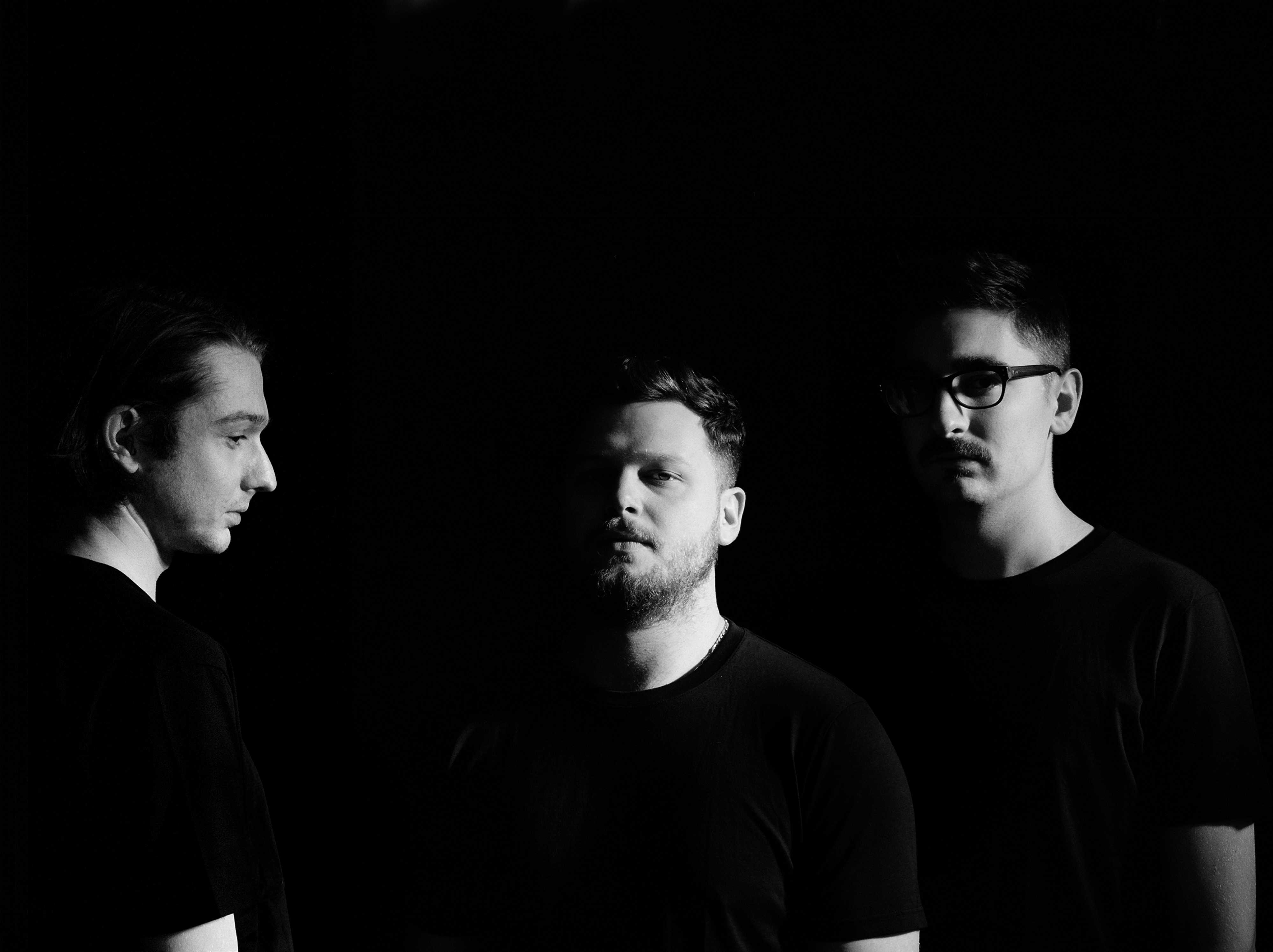Alt-J looking like moody buggers